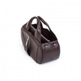 Votre sac Stephan Hellec : KAPLAN - Chocolate